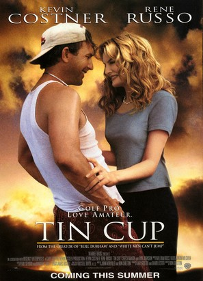 Tin Cup - Movie Poster (thumbnail)