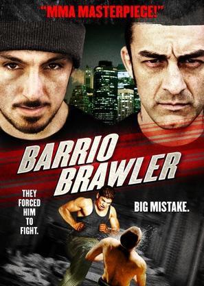 Barrio Brawler - DVD cover (thumbnail)