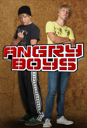 """Angry Boys"" - Australian Movie Poster (thumbnail)"