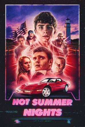 Hot Summer Nights - Movie Poster (thumbnail)