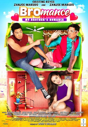 Bromance: My Brother's Romance - Philippine Movie Poster (thumbnail)