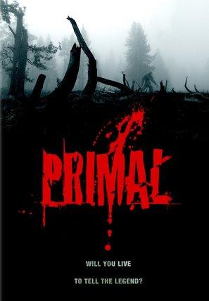 Primal - DVD cover (thumbnail)