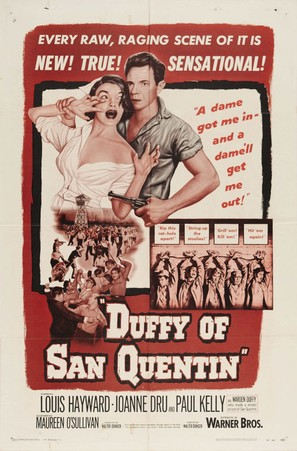 Duffy of San Quentin - Movie Poster (thumbnail)