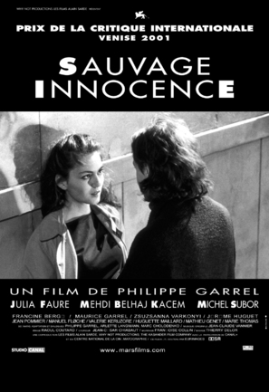Sauvage innocence - French Movie Poster (thumbnail)