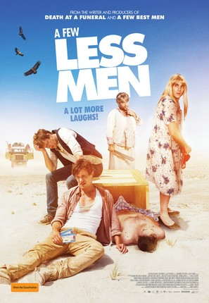 A Few Less Men - Australian Movie Poster (thumbnail)