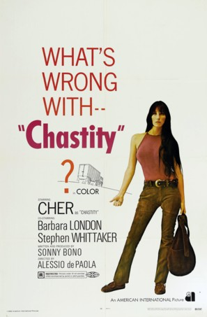 Chastity - Theatrical poster (thumbnail)