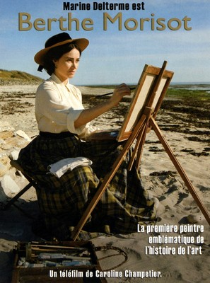 Berthe Morisot - French Movie Poster (thumbnail)