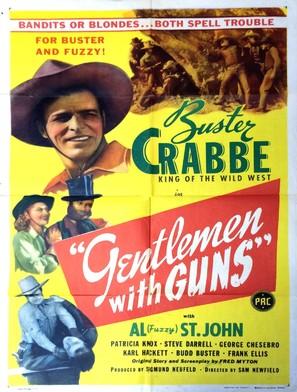 Gentlemen with Guns - Movie Poster (thumbnail)