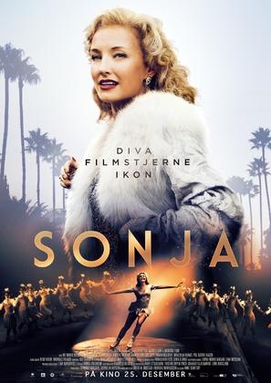 Sonja: The White Swan - Norwegian Movie Poster (thumbnail)