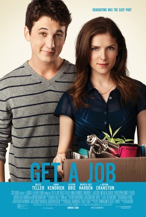 Get a Job - Movie Poster (thumbnail)