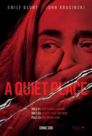 A Quiet Place - Movie Poster (thumbnail)