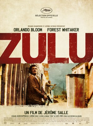 Zulu - French Movie Poster (thumbnail)