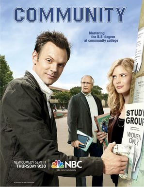 """Community"" - Movie Poster (thumbnail)"