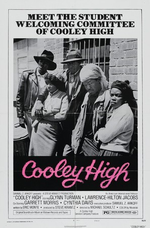Cooley High - Movie Poster (thumbnail)