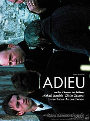 Adieu - French Movie Poster (thumbnail)