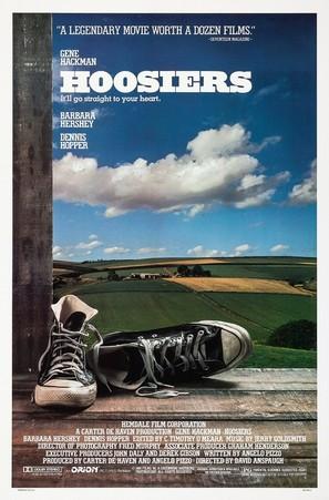 Hoosiers - Movie Poster (thumbnail)