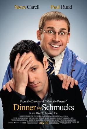 Dinner for Schmucks - Movie Poster (thumbnail)
