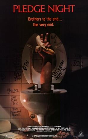 Pledge Night - Movie Poster (thumbnail)