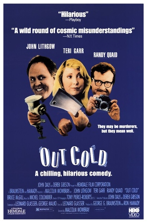 Out Cold - Movie Poster (thumbnail)