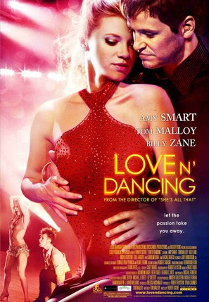 Love N' Dancing - Movie Poster (thumbnail)