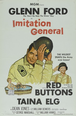 Imitation General - Movie Poster (thumbnail)