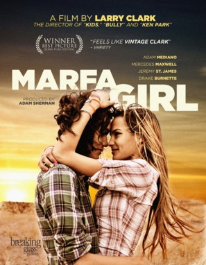 Marfa Girl - DVD cover (thumbnail)