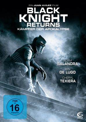 The Black Knight - Returns - German Movie Cover (thumbnail)