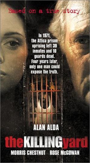 The Killing Yard - poster (thumbnail)