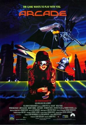 Arcade - Movie Poster (thumbnail)