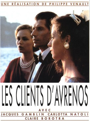 Les clients d'Avrenos - French Movie Cover (thumbnail)