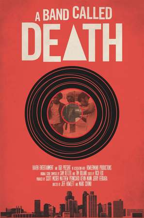 A Band Called Death - Movie Poster (thumbnail)