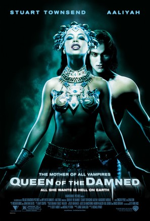 Queen Of The Damned - Movie Poster (thumbnail)