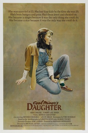 Coal Miner's Daughter - Movie Poster (thumbnail)