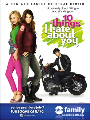 """10 Things I Hate About You"" - Movie Poster (thumbnail)"