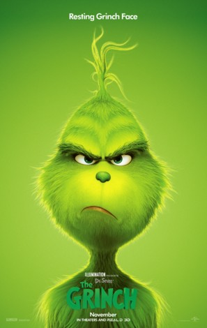 The Grinch - Movie Poster (thumbnail)