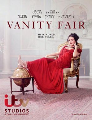 Vanity Fair - British Movie Poster (thumbnail)