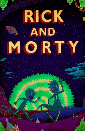 """Rick and Morty"" - Movie Poster (thumbnail)"
