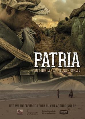 Patria - Dutch Movie Poster (thumbnail)