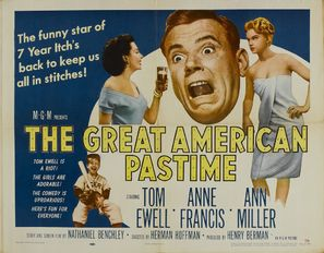 The Great American Pastime - Movie Poster (thumbnail)