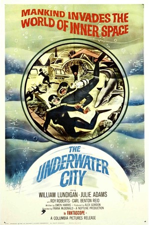 The Underwater City - Movie Poster (thumbnail)