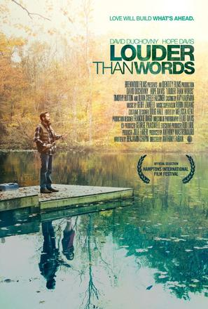Louder Than Words - Movie Poster (thumbnail)
