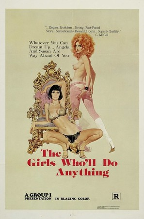 The Girls Who'll Do Anything - Theatrical poster (thumbnail)