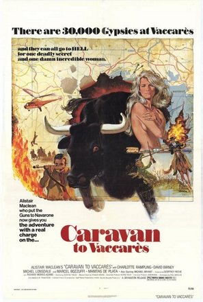 Caravan to Vaccares - Movie Poster (thumbnail)