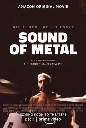 Sound of Metal - Movie Poster (thumbnail)