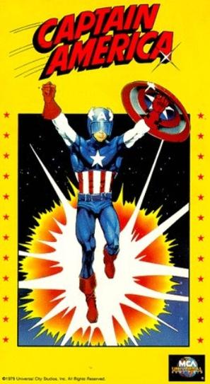 Captain America - Movie Cover (thumbnail)