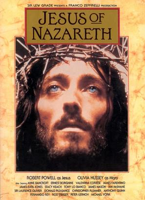 """Jesus of Nazareth"" - British Movie Poster (thumbnail)"