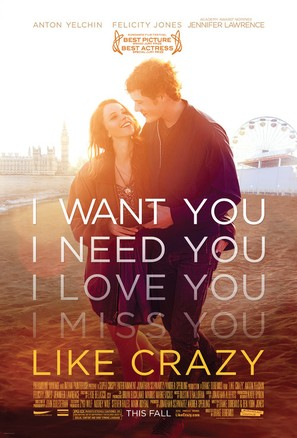 Like Crazy - Movie Poster (thumbnail)