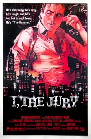 I, the Jury - Movie Poster (thumbnail)