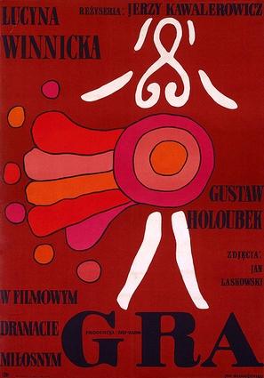Gra - Polish Movie Poster (thumbnail)