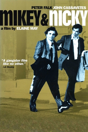 Mikey and Nicky - DVD cover (thumbnail)